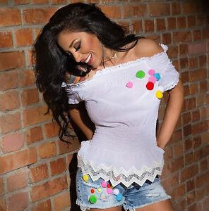 Bluse m Tunika T Damentop shirt Damenshirt Xs Alina Top By Bandeau fOSYwqRRU