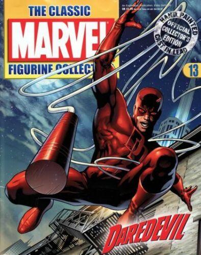 Marvel classique FIGURINE COLLECTION Nº 13 DAREDEVIL Magazine