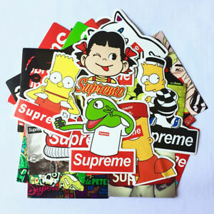 25-Box-Logo-Supreme-Vinyl-Sticker-Skateboard-Luggage-Laptop-Phone-Car-Bike-Decal