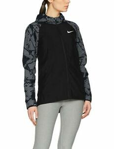 Nike-Womens-Essential-Flash-Running-Jacket-856220-010-Size-Large