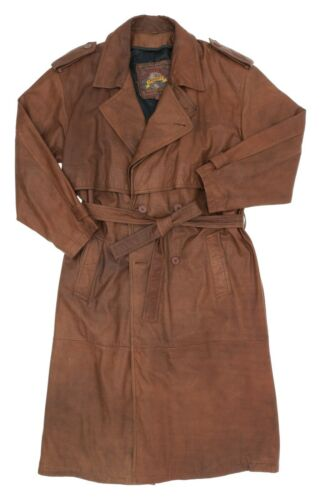 Wilsons Leather ADVENTURE BOUND Trench Cape Coat X