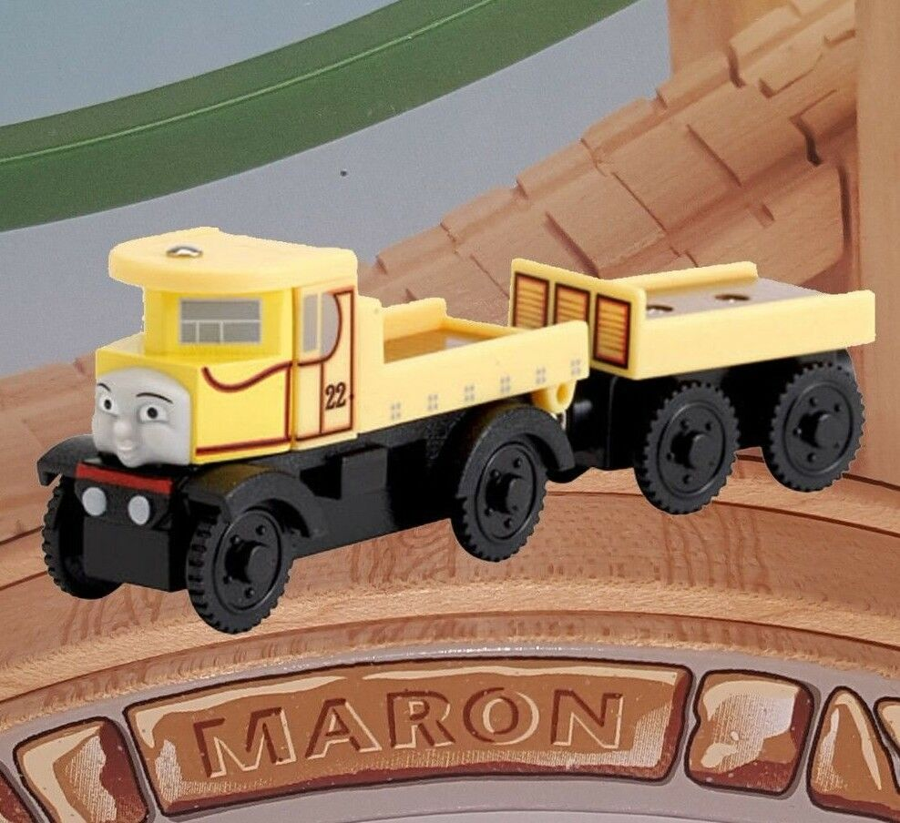 ABSOLUTELY MINT RARE THOMAS & FRIENDS WOODEN RAILWAY 2008   ISABELLA  LC98012