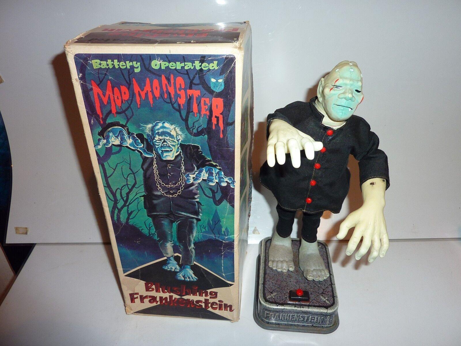 70% de descuento Rubor monstruo de Frankenstein Mod Galoob 1960 Tn Japón Japón Japón  preferente