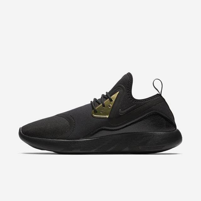Nike uomini lunarcharge indispensabile formazione scarpa da corsa 923619-009 nero us7-11 04