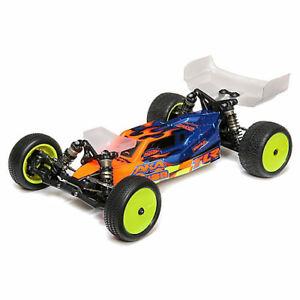Team-Losi-Racing-1-10-22-5-0-2-Wheel-Drive-Buggy-DC-Race-Kit-Dirt-Clay