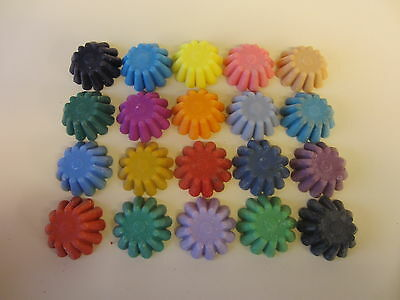 "5 Grams Inpex Wax Dye Colouring flakes. ""27colours"" for Soy or Paraffin Wax"