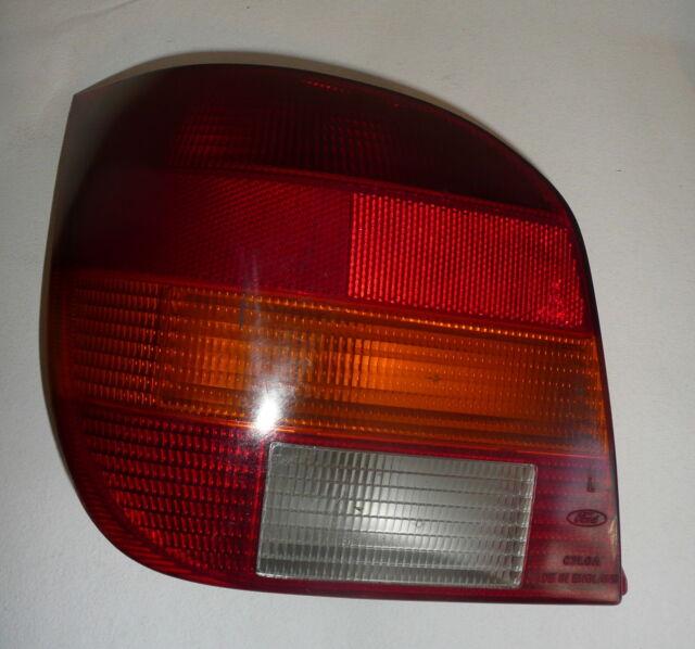 Ford Fiesta Rear Passenger Side Light - Left Side - 89-95 - Used Parts