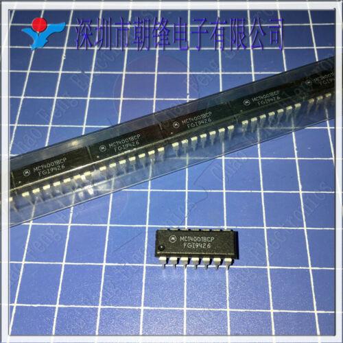 5 x MC14001BCP MC14001BC MC14001B MC14001 DIP14 B-Suffix Series CMOS Gates