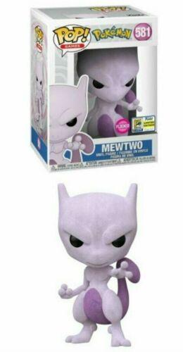 Pokemon-Mewtwo floqué Funko POP! Protecteur SDCC 2020 PRE-COMMANDE