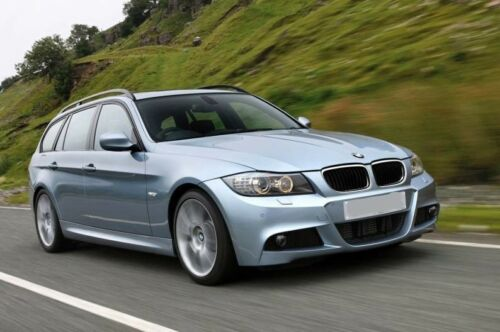 BMW 3 Series E91 Sports Wagon (Touring) Owners Users Manual  - Read