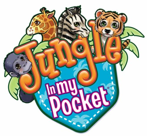 Jungle in my Pocket Série.. Sélectionner