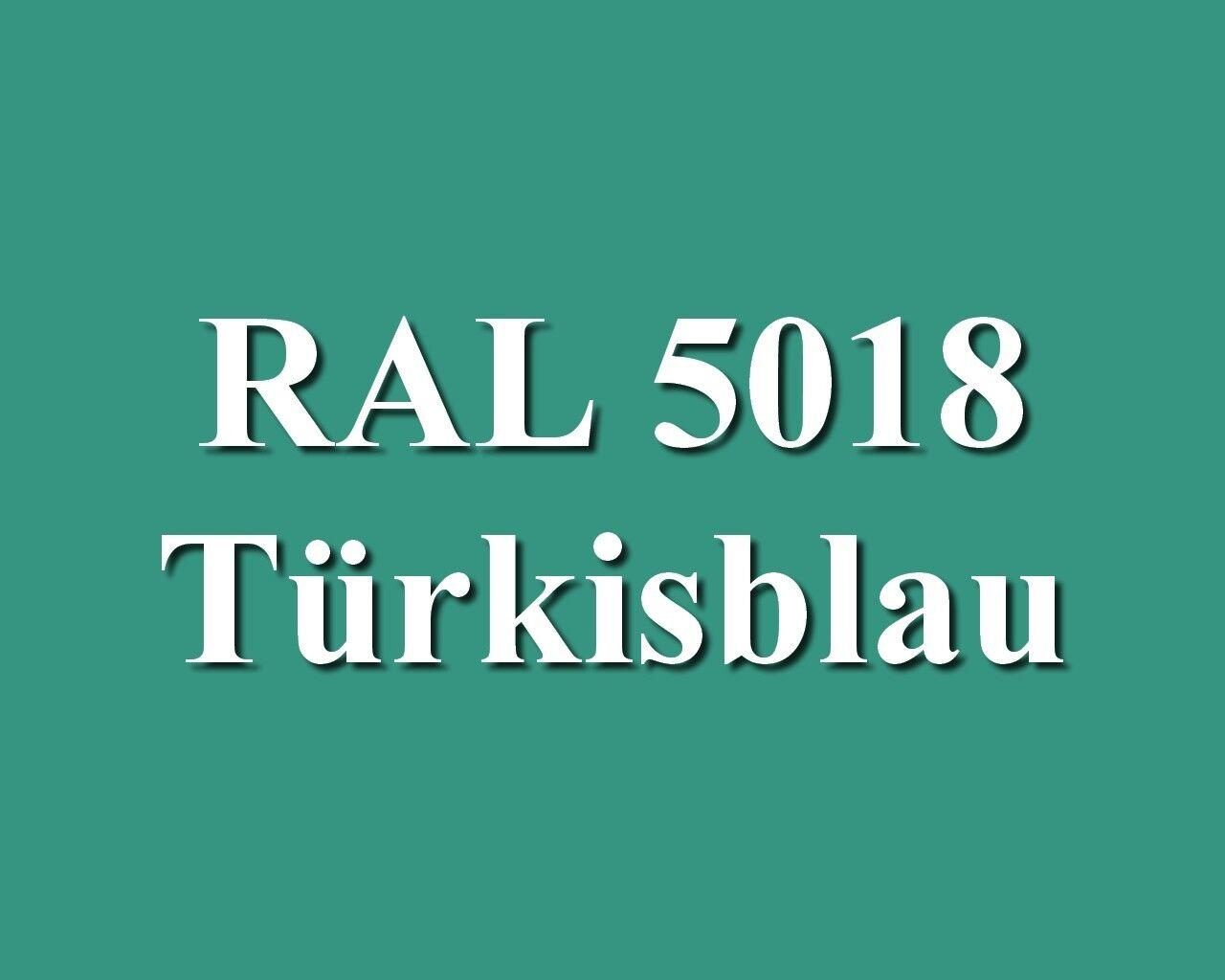 3 Liter Set Set Set 2K Bodenbeschichtung RAL 5018 Türkisblau Glanz Bodenfarbe Werkstatt b452a7