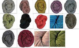 Berroco-Linus-Linen-Blend-Yarn-Loom-Knit-Crochet-Free-Ship-Offer