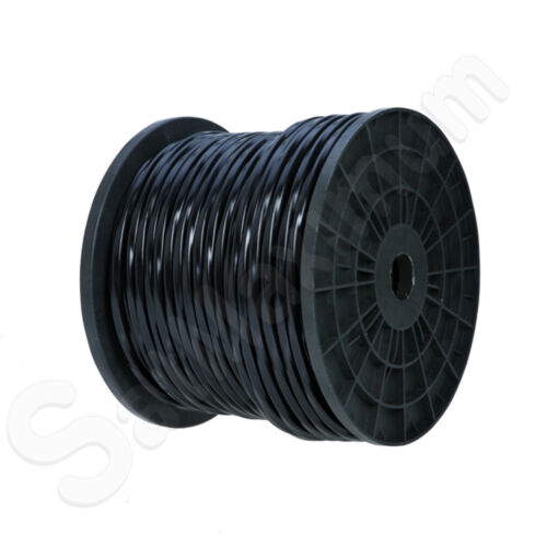 OUTDOOR Speaker Cable Direct Burial Black Audio Wire 14//2 14//4 16//2 16//4 AWG UV