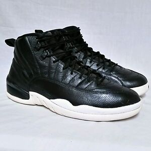 Details about Nike Air Jordan Retro 12 xii Playoff CUSTOM Bred Master Alternate Taxi Mens 11