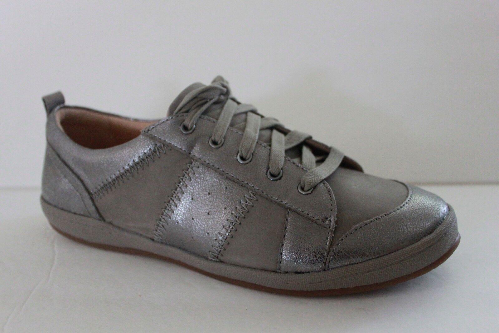 Nurture Watsonn Womens Size 7.5 M Koala Leather Low Casual Sneaker shoes New