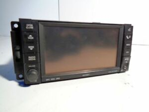 CHRYSLER-300C-DODGE-MAGNUM-CALIBER-NITRO-GPS-NAVIGATION-RADIO-SAT-NAV-MYGIG-REW
