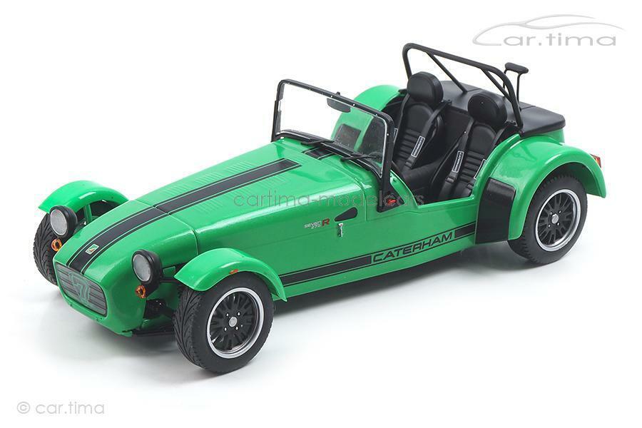 Caterham Seven 275R - Grün - Solido - 1 18 - S1801801
