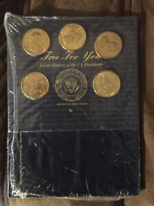 Nickels /& Dime 5 US Rare Classic Coins Pennies Sealed Acrylic Case Collector