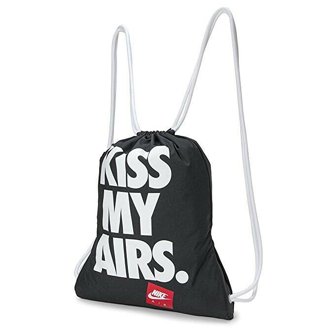 Nike Unisex Gym Bag Heritage 2 Kiss  My Airs, NEW  we take customers as our god