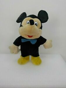 Worlds of Wonder Little Boppers Mickey Mouse Walking Doll Toy 1987