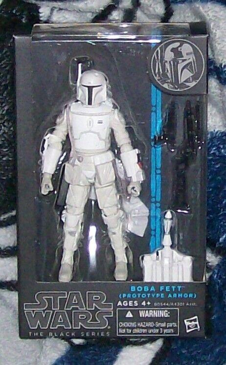 Star Wars Boba Fett (Predotype Armor) 6 Inch Figure Exclusive MISB
