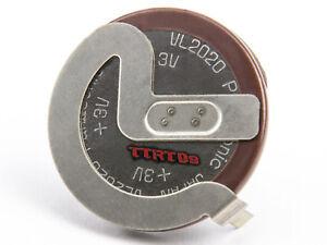 Dashcams, Alarmanlagen & Sicherheitstechnik UnermüDlich Batterie Vl2020 Panasonic Japan Für Bmw M X 3 5 X3 X5 X6 E39 E46 Mini SchlÜssel Offensichtlicher Effekt