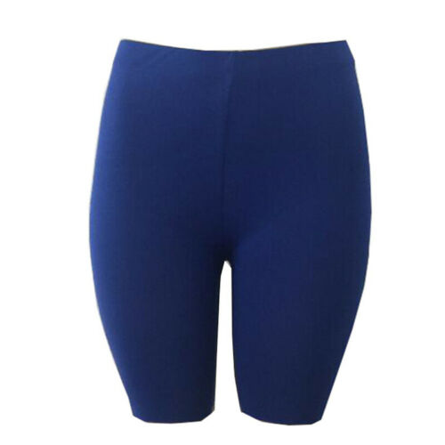Women Biker Shorts High Waist Leggings Stretch Push Up Yoga Fitness Sports Pants