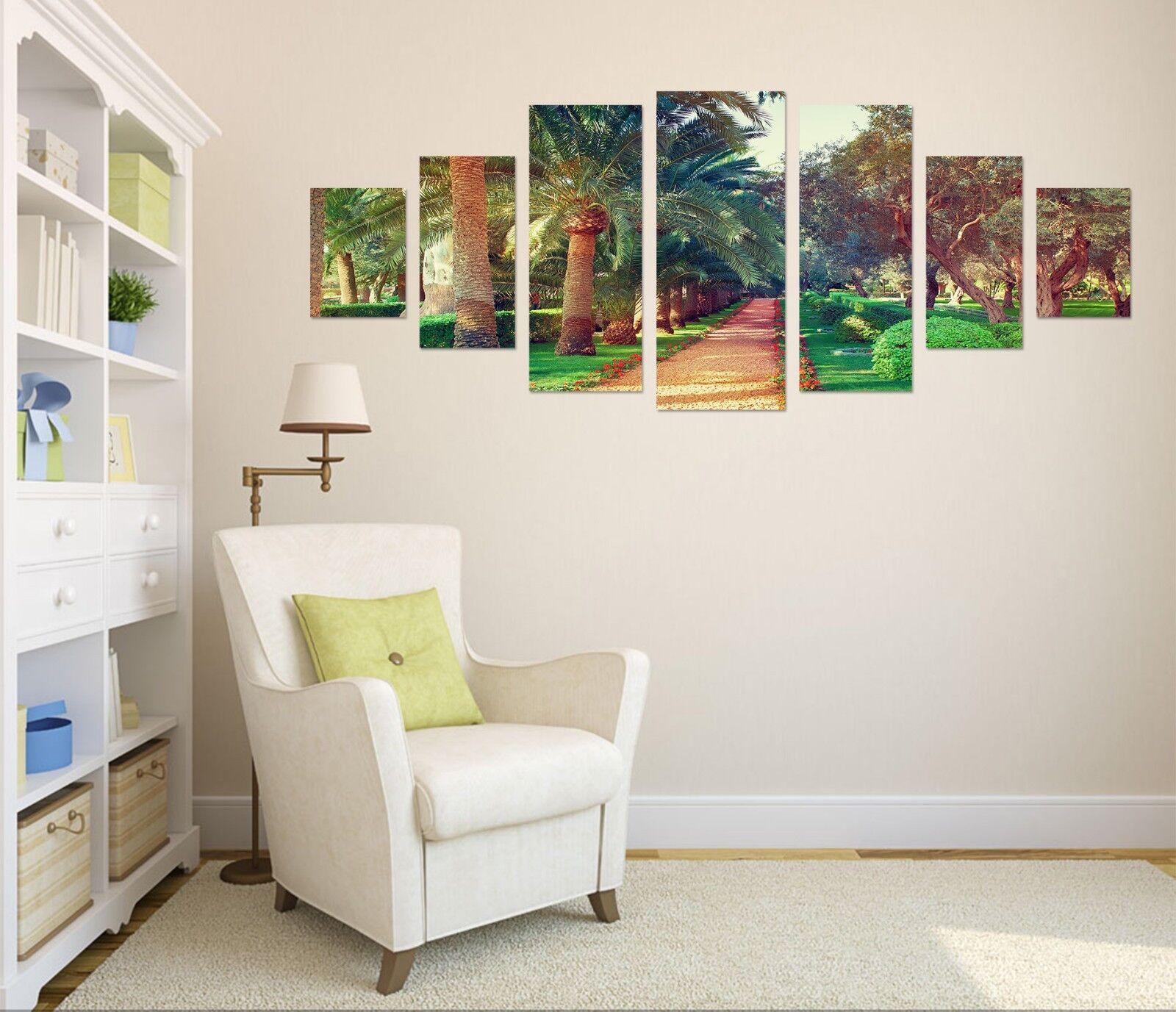 3D Tropical Park 566 Unframed Print Wall Paper Decal Wall Deco Indoor AJ Wall