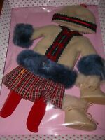 Keeping Warm Tonner 10 Patsy Doll Outfit 2014 Fits Ann Estelle Cute