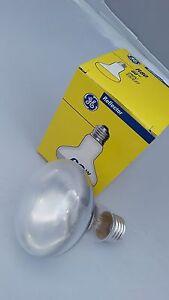 10-x-GE-Licht-Verbreitet-weiss-R80-60W-E27-ES-Dimmbare-Reflektor-Lampe-Birne-240V