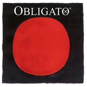 Pirastro-obligato-4-4-Violin-Violino-Set-di-corde-e-Gold-Acciaio-Sfera-in-3-spessori