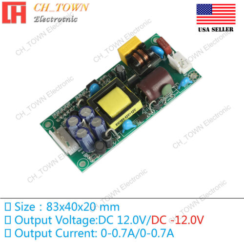 12 V 17 W Switching Power Supply Buck Converter Step Down Module Double route