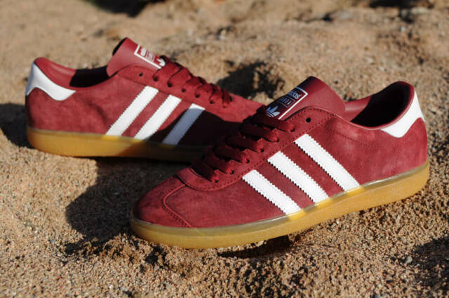 adidas Originals Island Series Samoa Trainers M17127 UK 9.5 for sale ... 6f585423b