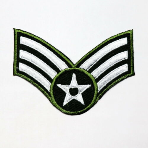 Retired US Army Air Force Navy SEAL SF Elbow Emblem Clothes Jacket Iron on Patch
