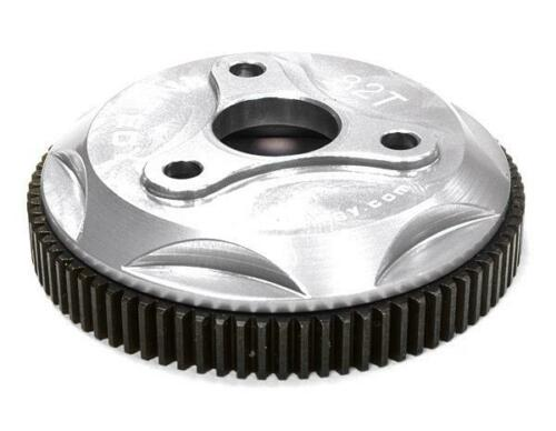 82T Metal Spur Gear for Traxxas 1//10 Electric Stampede 2WD Rustler 2WD Slash 2WD