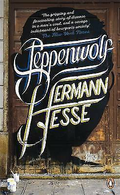 Steppenwolf by Hermann Hesse (Paperback) New Book