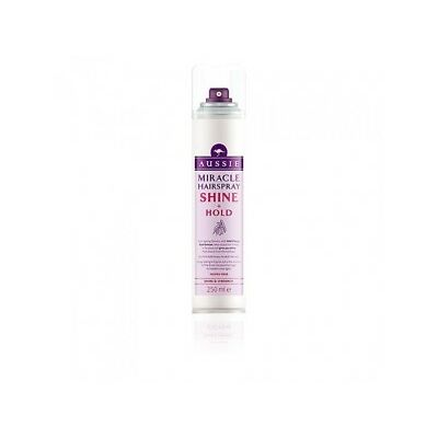 Aussie Laca Miracle Shine & Hold 250ml