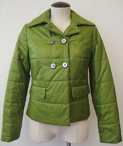 Front 2 Top Lommer Kvinders Snap Størrelse Peacoat Green Double Se Moderne Per Flap 7xqwUv0W
