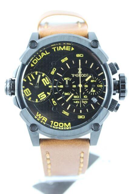 Timecode Marconi Reloj Hombre Cronógrafo