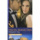 Alessandro's Prize by Helen Bianchin (Paperback, 2011)