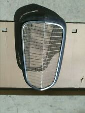 1936 1937 1938 1939 Lincoln Grill Amp Shell With Stainless Trim 36 37 38 39 Grille