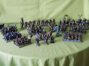 WARHAMMER-WARRIORS-OF-CHAOS-ARMY-MANY-UNITS-TO-CHOOSE-FROM