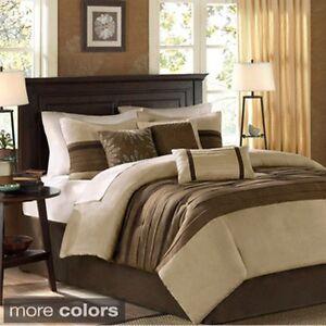 Madison Park Teagan 7 Piece Comforter Set Ebay