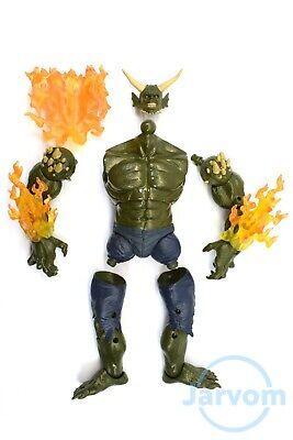 """Marvel Legends 6/"""" inch Build a Figure BAF Spider-Man SandMan Individual Parts"""