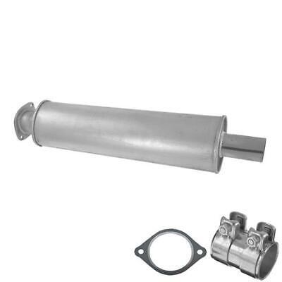 Resonator Pipe Muffler Exhaust System Fits 2003-2006 Volvo XC90 FWD