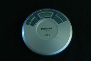Pansonic-SV-SX450-Portable-CD-MP3-Player-Anti-Skip-tested-amp-Works