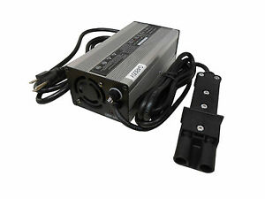48v golf cart battery charger 5 amp yamaha club car for Yamaha golf cart chargers