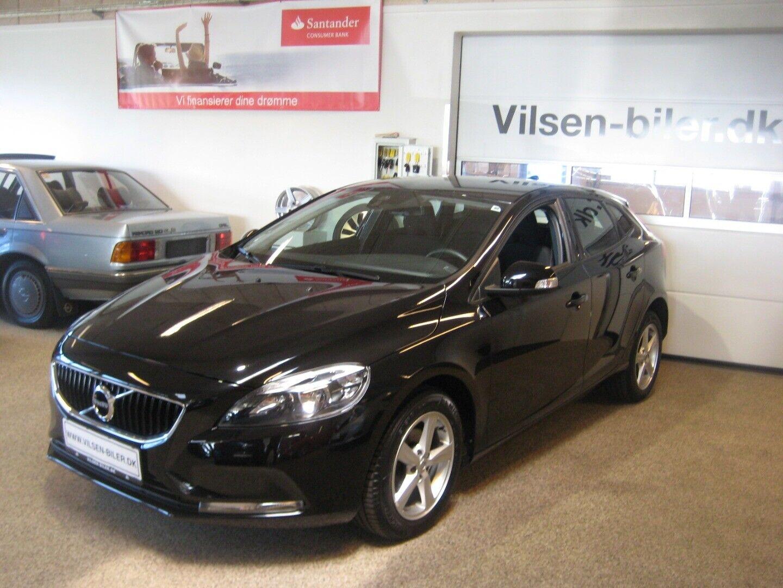 Volvo V40 2,0 D2 120 Kinetic Eco 5d - 174.800 kr.