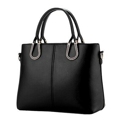 Ol Style Women Pu Leather Fashion Tote Handbags Single Shoulder Crossbody Bags